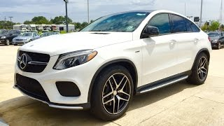 Download 2016 Mercedes Benz GLE Class: GLE 450 AMG Coupe Full Review / Exhaust / Start Up Video