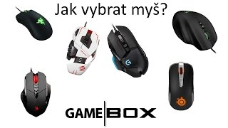 Download Jak vybrat myš | GameBox tipy Video