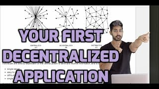 Download A Guide to Building Your First Decentralized Application Video