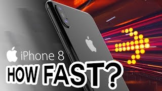Download How Fast Will The iPhone 8 Be? Video