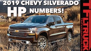 Download TFLtruck Exclusive: 2019 Chevy Silverado & GMC Sierra 1500 Power Specs Leaked Early Video