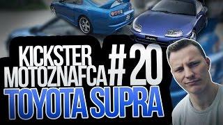 Download Toyota Supra - Kickster MotoznaFca #20 Video