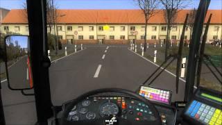 Download Omsi map Bowdenham UK Schulbuslinie S52.flv Video