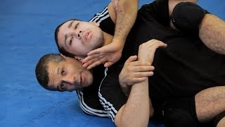 Download How to Do Triangle Choke from Back Control | MMA Submissions Video