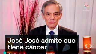 Download José José admite que tiene cáncer - José José - Denise Maerker 10 en punto - Video