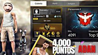 Download Asi se llega a 4,000 puntos con Adán ¡Free Fire RANDOM! Video
