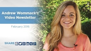 Download Andrew Wommack's Video Newsletter - February 2016 Video
