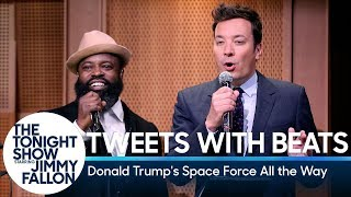 Download Tweets with Beats: Donald Trump's Space Force All the Way Video