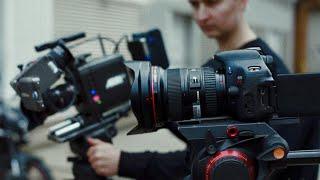 Download $500 Camera vs $50,000 Camera Video