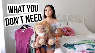 Download What You DON'T NEED to Bring to College!! +my tips Video