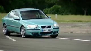 Download Volvo S60R car review | Top Gear | BBC Video