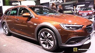 Download 2018 Opel Insignia Country Tourer - Exterior and Interior Walkaround - 2017 Frankfurt Auto Show Video