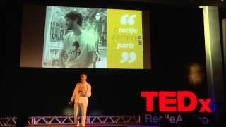 Download Uma declaração de amor ao Recife: Claudio Marinho at TEDxRecifeAntigo Video