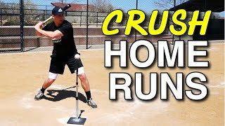 Download CRUSH MORE HOME RUNS With These 3 Hitting Tips Video