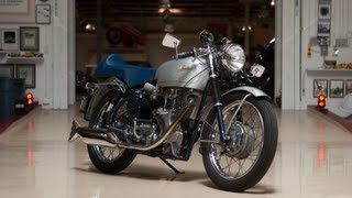 Download 1971 Velocette Thruxton - Jay Leno's Garage Video