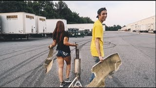 Download I LET THIS HOT GIRL DRIFT MY CAR! I WRECKED.. Video