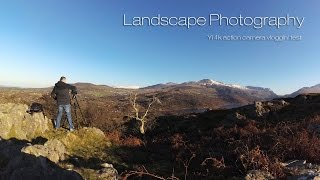 Download Landscape Photography...Testing the Yi 4k action camera (Vlog 03) Video