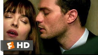 Download Fifty Shades Darker (2017) - Love in an Elevator Scene (4/10) | Movieclips Video