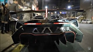 Download £6 million Lamborghini Veneno causes CHAOS in Central London! Video