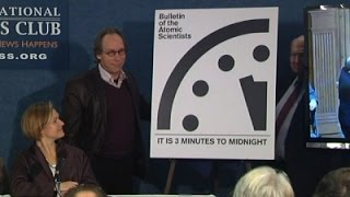 Download 'Doomsday Clock' Reflects Dangers to World Video