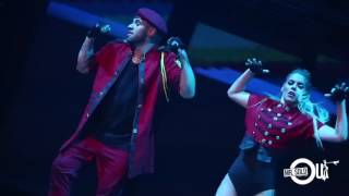 Download Daddy Yankee y Nicky Jam Los Cangris Choliseo 3 de Diciembre Video