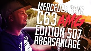 Download JP Performance - Mercedes Benz C63 AMG Edition 507 | Abgasanlage Video