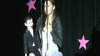 Download CRINGE! GIRL WALKS OFF STAGE CRYING! Video