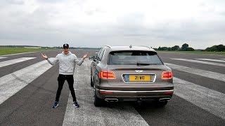 Download Pushing Bentley Bentayga To The LIMIT!!! Video
