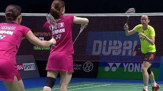 Download M.Mat/A.Tak v T.Qin/Z.Yun |WD| Day 5 Match 2 - BWF Destination Dubai 2014 Video