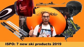 Download 7 Best Ski Products 2019 - ISPO Preview Video