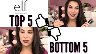 Download Top 5 Bottom 5: ELF MAKEUP (Bonus Top 5 Brushes) Video