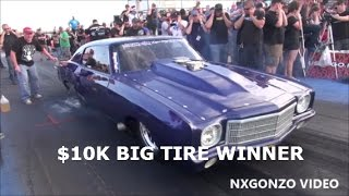 Download Doc's STREET BEAST VS The Sonoma - Plan B -The 55 BIG TIRE WIN! Video