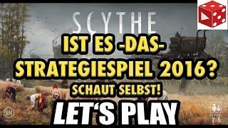 Download Scythe - Let's Play mit der Automa-Solo Variante - Regelerklärung beim Spielen (deutsch) Video
