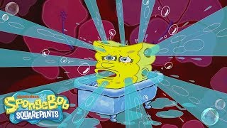 Download SpongeBob's Theme Song Remix: Slow-Mo, Super-Fast & Reverse 🎶 | #FunniestFridayEver Video