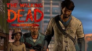 Download The Walking Dead: The Telltale Series - A New Frontier Launch Trailer Video