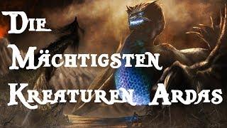 Download Die Mächtigsten Kreaturen Ardas die Lebten!!! (Zusammenfassung) Tolkiens Welt Video