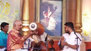 Download Mridangam Flying !!!!!! Umayalpuram K Sivaraman and S.Karthik - Thani Avarthanam Video