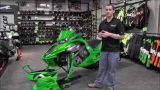Download 2016 Arctic Cat M8000 153″ Limited Edition Green Video