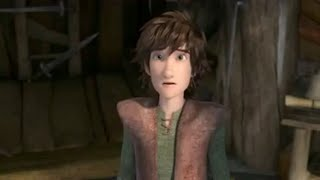 Download What If Hiccup Never Shot Toothless (HTTYD All Over Again) - Dragons Race To The Edge Video