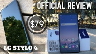 Download LG STYLO 4 FULL REVIEW! 2018 Video