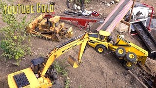 Download YouTube GOLD - MAN DOWN!! RESCUE MISSION (s2 e24) | RC ADVENTURES Video