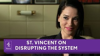 Download St Vincent interview on sexuality, gender and disrupting the system Video