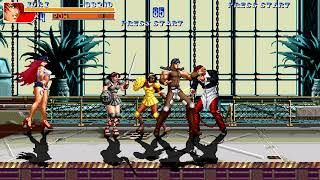 OpenBoR games: Mortal Kombat Unlimited playthrough Free