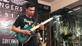 Download 1st Place Winner of Ibanez Flying Fingers Indonesia 2017 Akbar Ajie Video