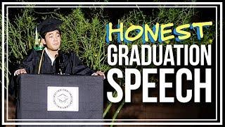 Download My Honest Graduation Speech Video