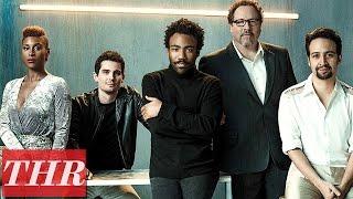 Download Lin-Manuel Miranda, Donald Glover, Issa Rae & Damien Chazelle: Epic Conversation on Creativity | THR Video