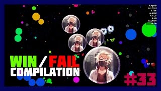 Download Agar.io - Win / Fail Compilation #33 Video