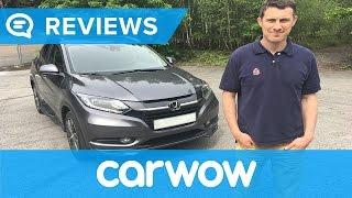 Download Honda HR-V SUV 2018 review | Mat Watson Reviews Video