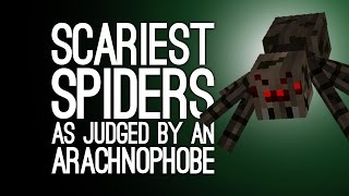 Download Worst Spiders In Games, Ranked By An Arachnophobe (ELLEN VS THE SKYRIM SPIDER) Video