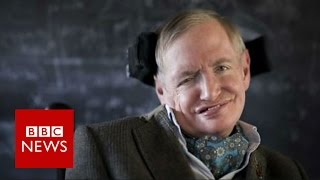 Download Stephen Hawking explains black holes in 90 seconds - BBC News Video